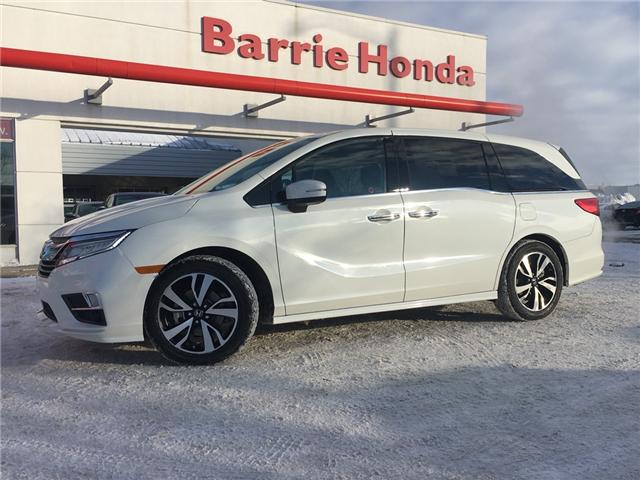 2019 Honda Odyssey Touring (Stk: 19052) in Barrie - Image 1 of 19