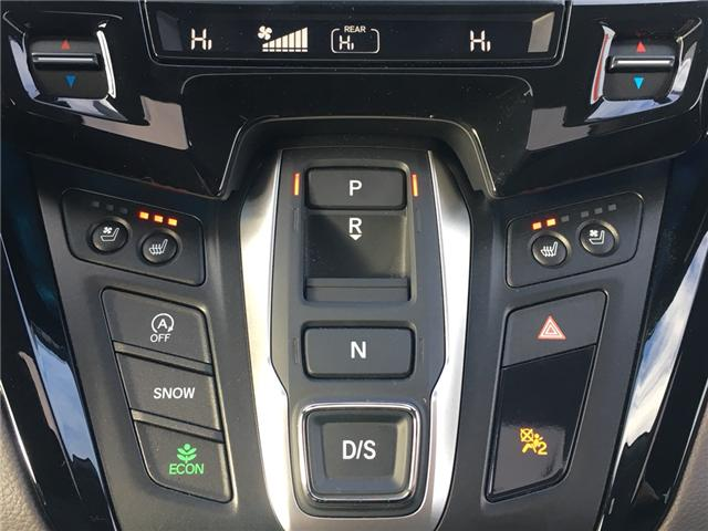 2019 Honda Odyssey Touring (Stk: 19052) in Barrie - Image 18 of 19