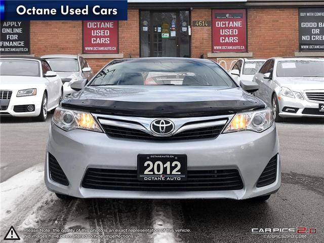2012 Toyota Camry LE (Stk: ) in Scarborough - Image 2 of 22