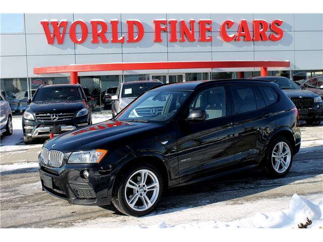 2012 BMW X3 xDrive35i (Stk: 16661) in Toronto - Image 1 of 24