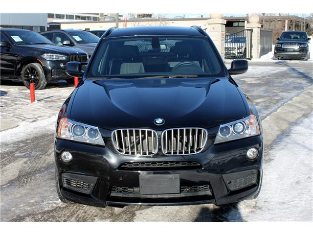 2012 BMW X3 xDrive35i (Stk: 16661) in Toronto - Image 2 of 24