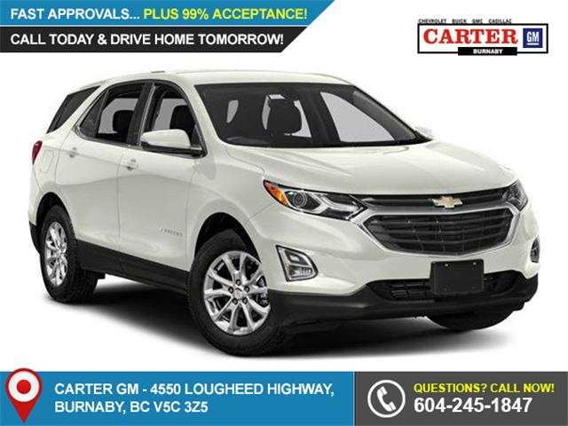 2019 Chevrolet Equinox LS (Stk: Q9-48410) in Burnaby - Image 1 of 1