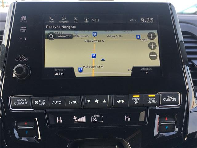 2019 Honda Odyssey Touring (Stk: 19082) in Barrie - Image 16 of 19
