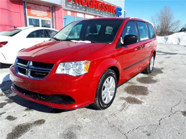 2015 Dodge Grand Caravan SE/SXT (Stk: FR517383T) in Sarnia - Image 1 of 17