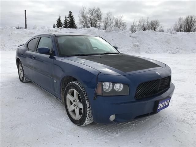 2010 Dodge Charger SXT (Stk: 19005-1) in Sudbury - Image 1 of 2