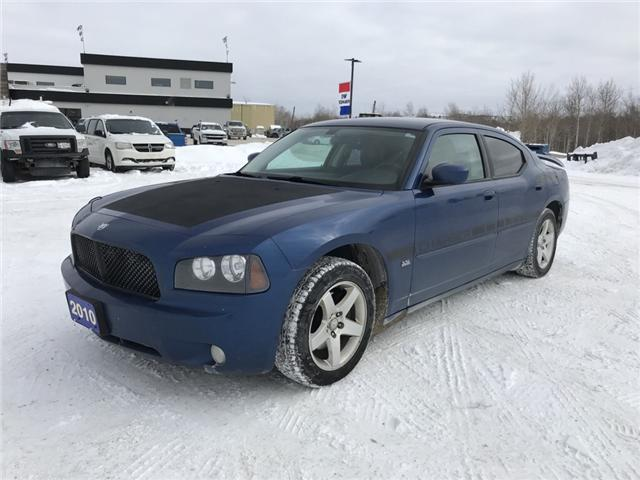 2010 Dodge Charger SXT (Stk: 19005-1) in Sudbury - Image 2 of 2