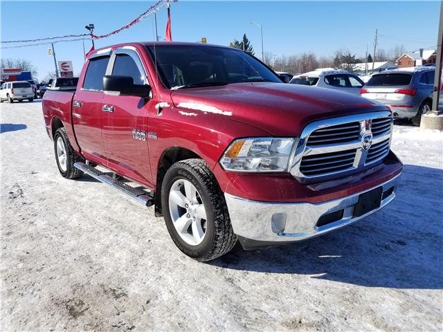 2014 RAM 1500 SLT (Stk: ) in Kemptville - Image 1 of 18