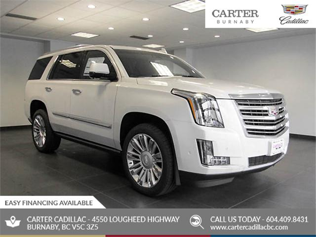 2019 Cadillac Escalade Platinum (Stk: C9-30930) in Burnaby - Image 1 of 24
