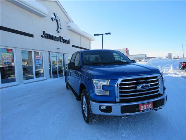 2016 Ford F-150 XLT (Stk: P02573) in Timmins - Image 2 of 7