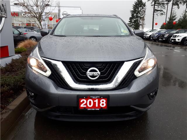 2018 Nissan Murano SV (Stk: P0050) in Courtenay - Image 2 of 9
