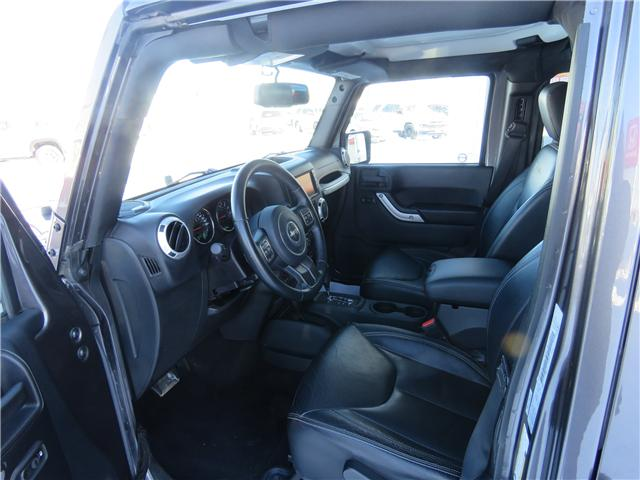 2016 Jeep Wrangler Unlimited Sahara (Stk: P02574) in Timmins - Image 6 of 8