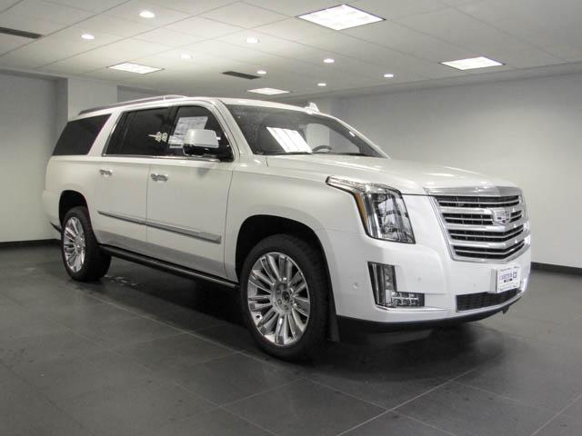 2019 Cadillac Escalade ESV Platinum (Stk: C9-49520) in Burnaby - Image 2 of 24