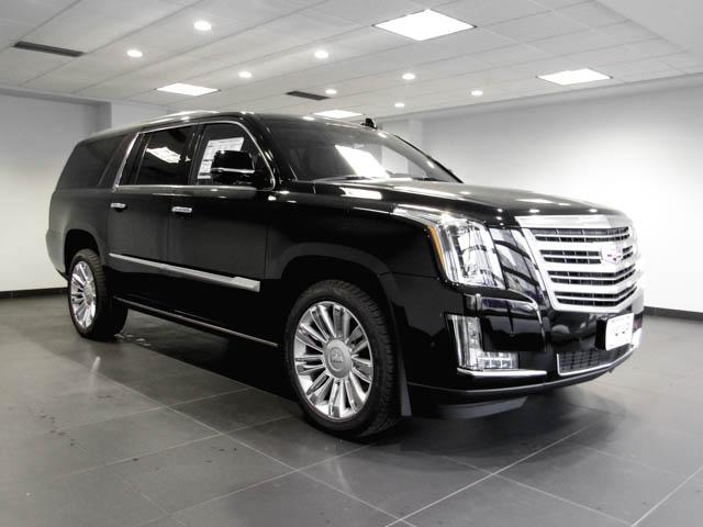2019 Cadillac Escalade ESV Platinum (Stk: C9-93280) in Burnaby - Image 2 of 24