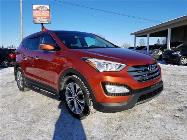 2013 Hyundai Santa Fe Sport 2.0T Limited (Stk: ) in Kemptville - Image 1 of 20