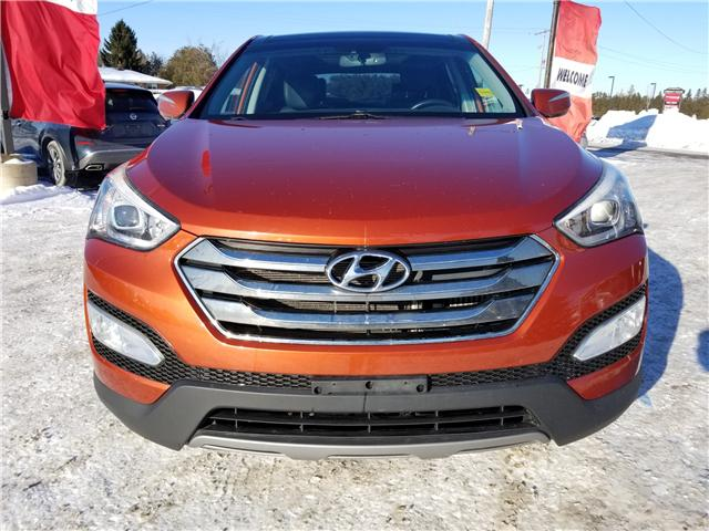 2013 Hyundai Santa Fe Sport 2.0T Limited (Stk: ) in Kemptville - Image 2 of 20