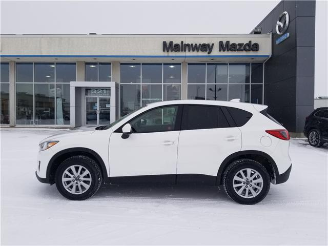 2014 Mazda CX-5 GS (Stk: M18358A) in Saskatoon - Image 1 of 27