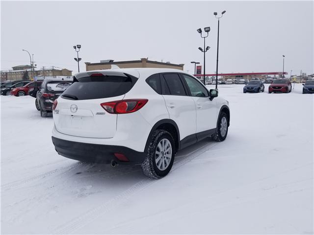 2014 Mazda CX-5 GS (Stk: M18358A) in Saskatoon - Image 4 of 27