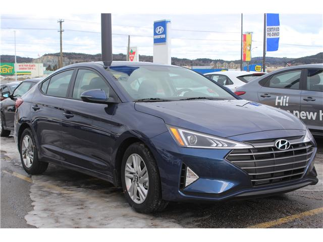 2019 Hyundai Elantra Luxury (Stk: 92462) in Saint John - Image 1 of 3