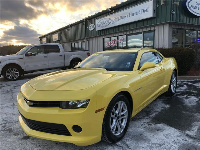 2015 Chevrolet Camaro 1LS (Stk: 10244) in Lower Sackville - Image 1 of 14