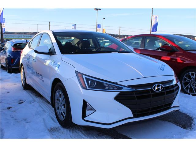 2019 Hyundai Elantra ESSENTIAL (Stk: 92351) in Saint John - Image 1 of 2