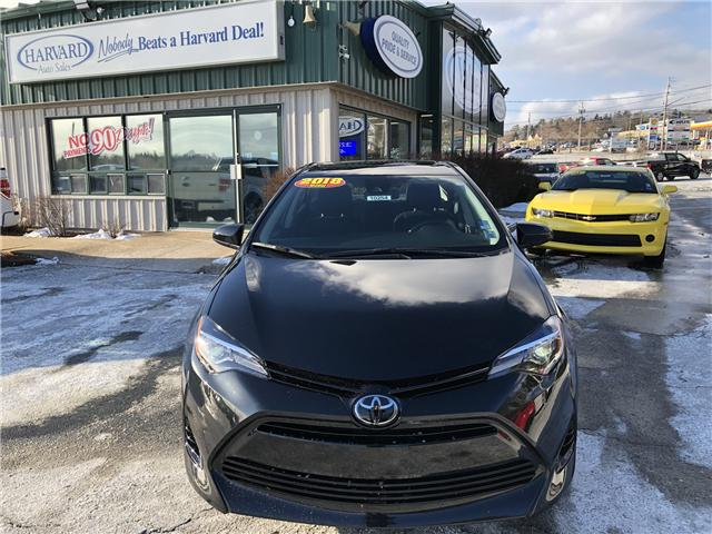 2018 Toyota Corolla LE (Stk: 10254) in Lower Sackville - Image 8 of 23