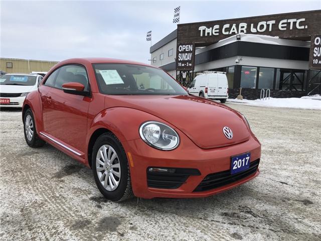 2017 Volkswagen Beetle 1.8 TSI Trendline (Stk: 19030) in Sudbury - Image 1 of 16