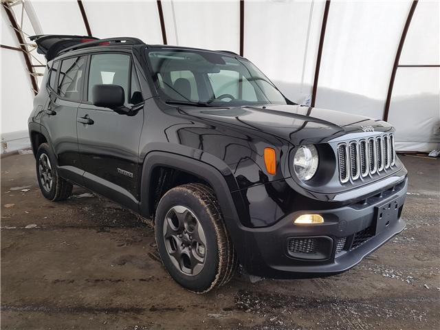 2017 Jeep Renegade Sport (Stk: 1718661) in Thunder Bay - Image 1 of 18