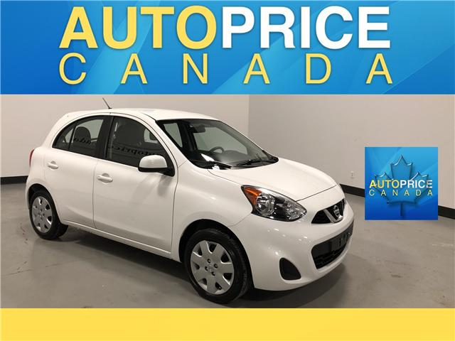 2016 Nissan Micra SV (Stk: F0085) in Mississauga - Image 1 of 22