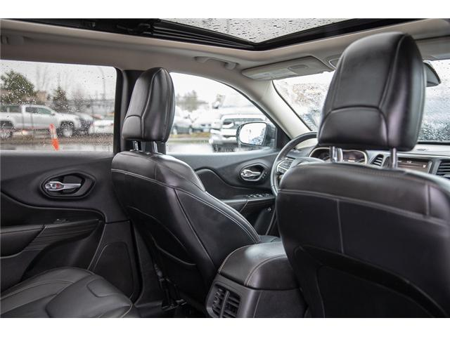2016 Jeep Cherokee Limited (Stk: EE896810A) in Surrey - Image 10 of 14