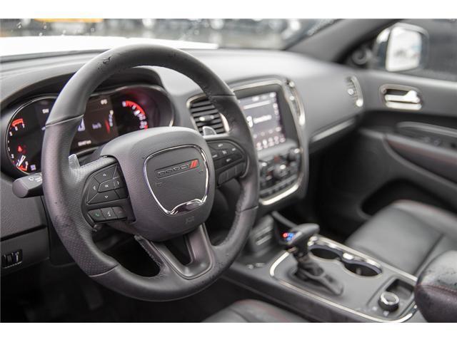 2018 Dodge Durango R/T (Stk: EE900930) in Surrey - Image 8 of 13