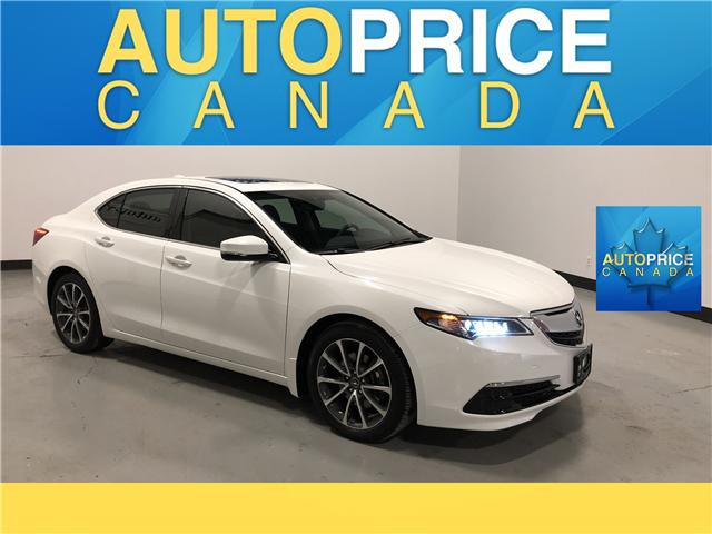 2016 Acura TLX Tech (Stk: W0083) in Mississauga - Image 1 of 27