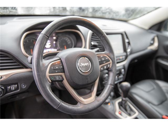 2016 Jeep Cherokee Limited (Stk: EE896810A) in Surrey - Image 14 of 14