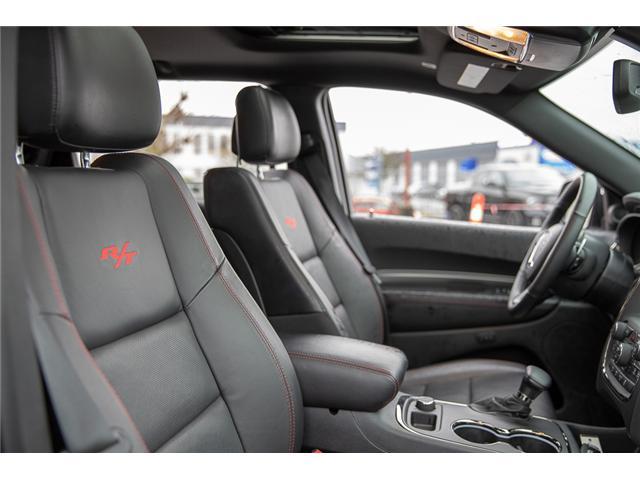 2018 Dodge Durango R/T (Stk: EE900930) in Surrey - Image 12 of 13