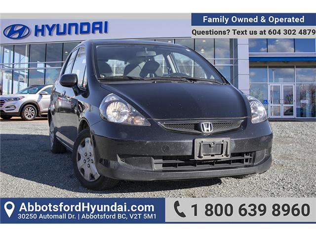 2007 Honda Fit LX (Stk: AH8769A) in Abbotsford - Image 1 of 25
