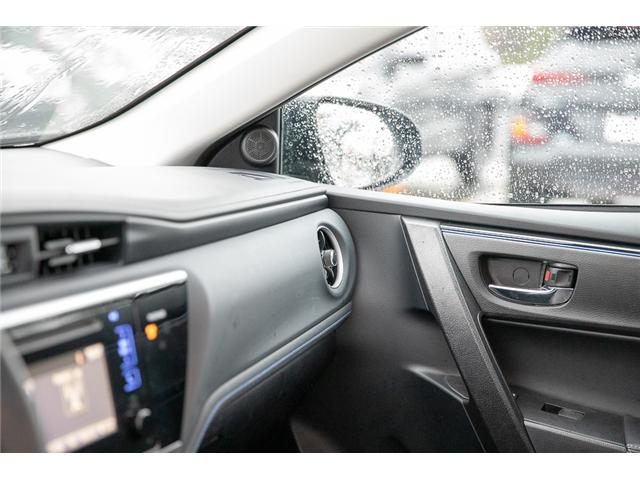 2017 Toyota Corolla SE (Stk: P7997A) in Surrey - Image 17 of 17