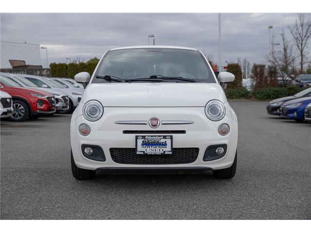 2012 Fiat 500 Sport (Stk: AH8789A) in Abbotsford - Image 2 of 25