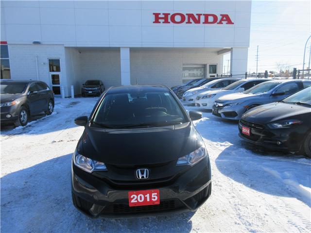 2015 Honda Fit LX (Stk: SS3338) in Ottawa - Image 2 of 10