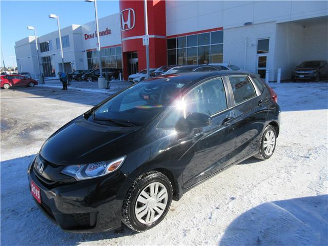 2015 Honda Fit LX (Stk: SS3338) in Ottawa - Image 1 of 10
