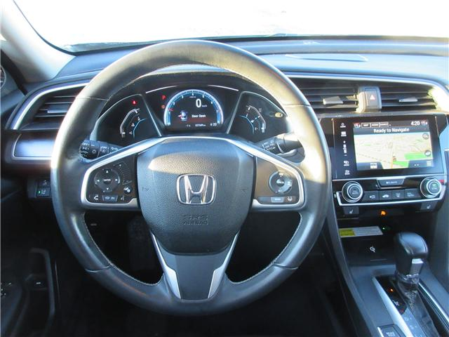 2016 Honda Civic Touring (Stk: 26157L) in Ottawa - Image 9 of 11
