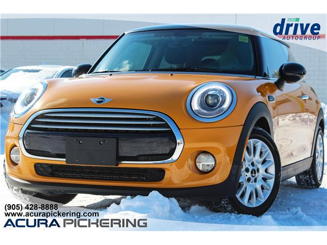 2015 MINI 3 Door Cooper (Stk: AT332A) in Pickering - Image 1 of 25