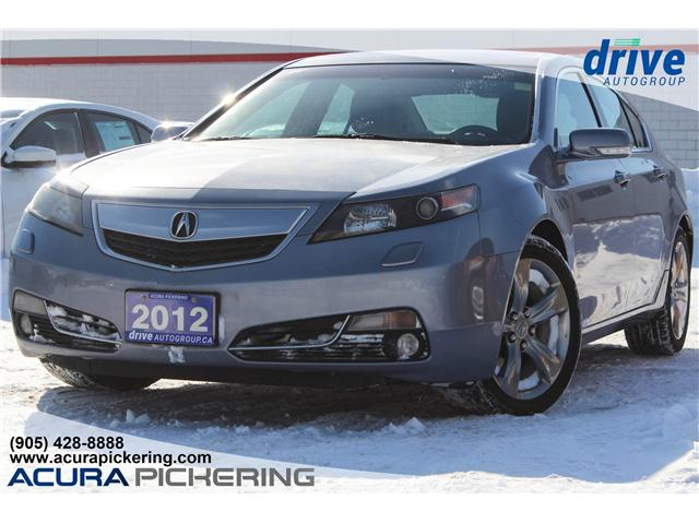 2012 Acura TL Base (Stk: AT351A) in Pickering - Image 1 of 21