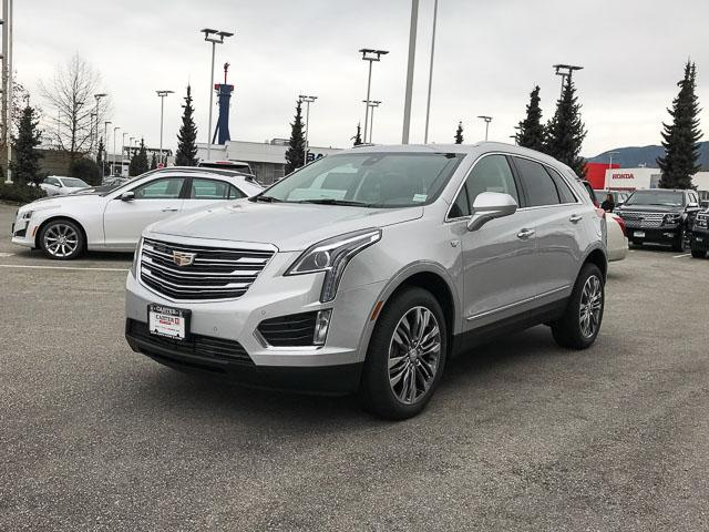 2019 Cadillac XT5 Luxury (Stk: 9D26840) in North Vancouver - Image 8 of 24