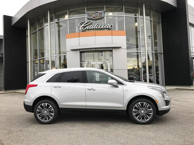 2019 Cadillac XT5 Luxury (Stk: 9D26840) in North Vancouver - Image 3 of 24