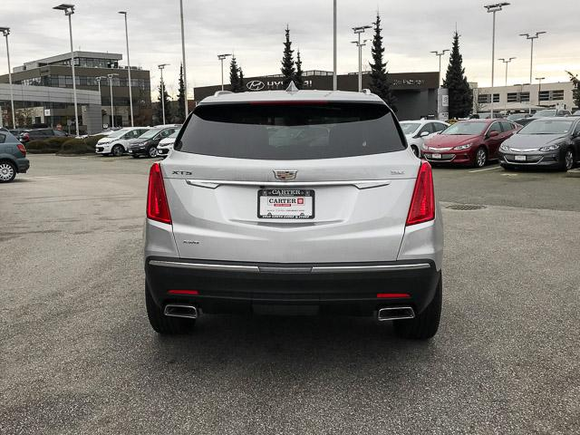 2019 Cadillac XT5 Luxury (Stk: 9D26840) in North Vancouver - Image 5 of 24