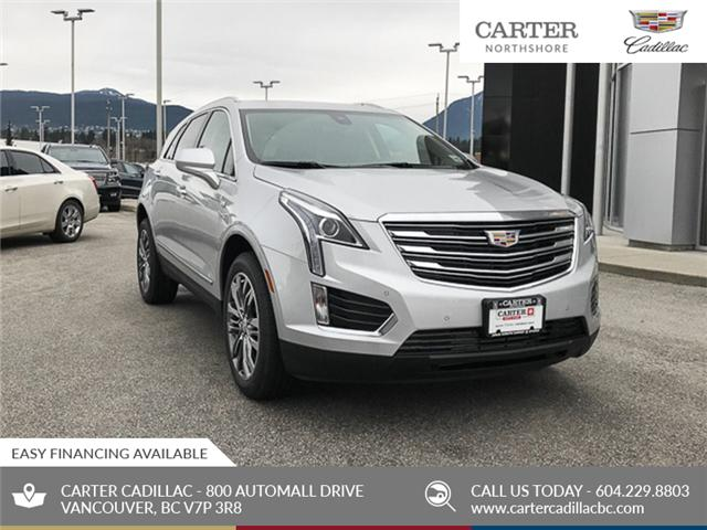 2019 Cadillac XT5 Luxury (Stk: 9D26840) in North Vancouver - Image 1 of 24