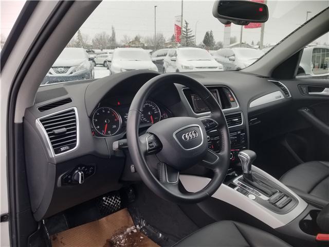 2017 Audi Q5 2.0T Komfort (Stk: U194022) in Calgary - Image 6 of 26