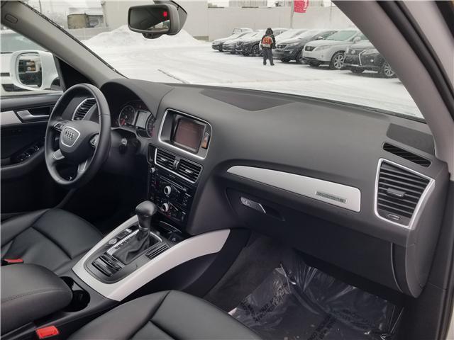 2017 Audi Q5 2.0T Komfort (Stk: U194022) in Calgary - Image 18 of 26