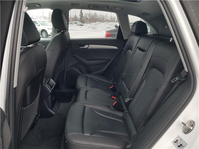 2017 Audi Q5 2.0T Komfort (Stk: U194022) in Calgary - Image 20 of 26