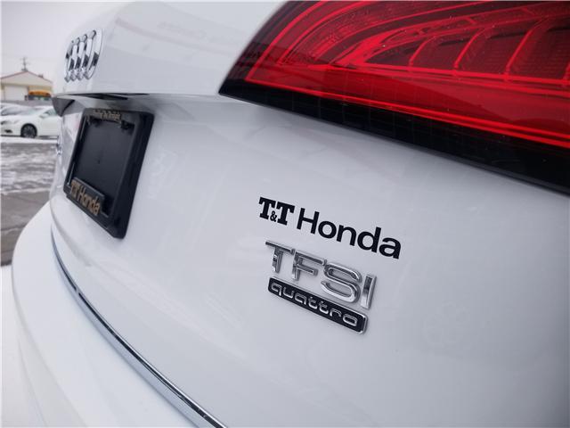 2017 Audi Q5 2.0T Komfort (Stk: U194022) in Calgary - Image 23 of 26