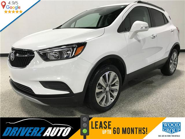 2017 Buick Encore Preferred (Stk: P11831A) in Calgary - Image 1 of 12